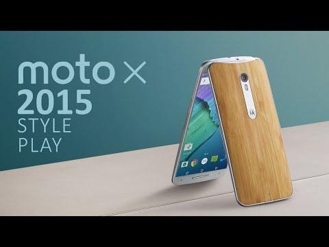 Moto X 2015 - Play y Style: Análisis de Características (español)
