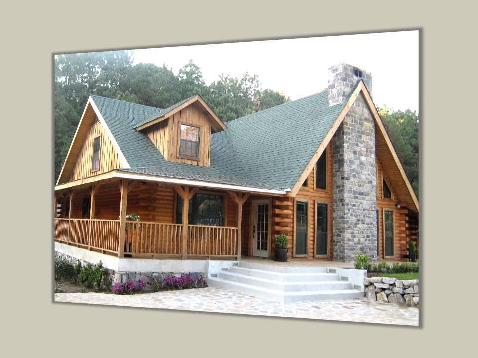 Construcci n caba as y casas de madera youtube - Construccion de cabanas de madera ...