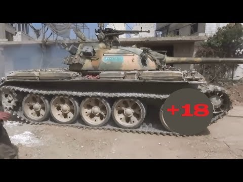 Battles for Syria | March 19th 2018 | Reports from Eastern Ghouta