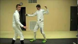 Fencing 101 [episode 2 - Engarde & Basic Footwork]