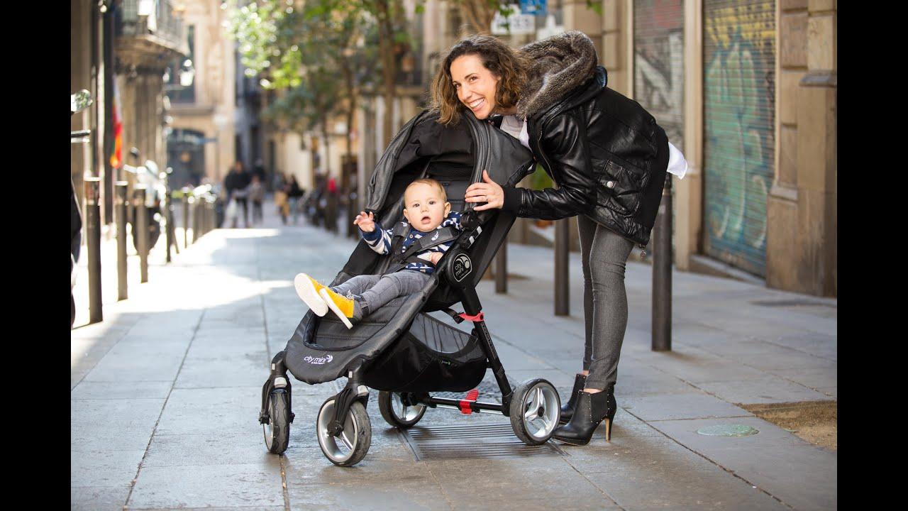 Znalezione obrazy dla zapytania BABY JOGGER CITY MINI GT KOLOR charcoal