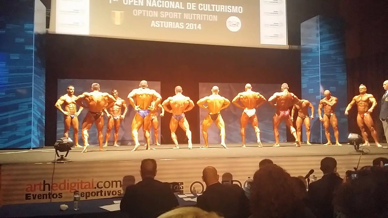 Open culturismo oviedo 2014 - YouTube
