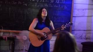 Liz Pahl Live at Nelsonville Music Fest 2016