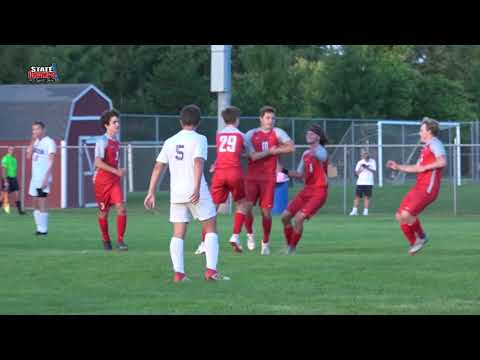 Marion Vs. Fishers | Boys Soccer | STATE CHAMPS! Indiana