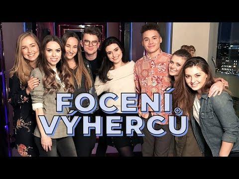 VLOG | Focení výherců Czech Blog Awards!