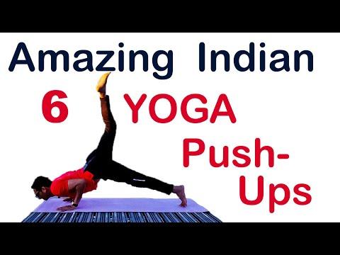 Indian/Yoga Push-Ups thumbnail