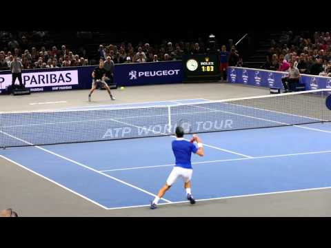 Novak Djokovic vs Andy Murray - Paris 2015 Highlights HD
