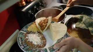 Cooking With The Gomez - Carne De Puerco En Chile Rojo