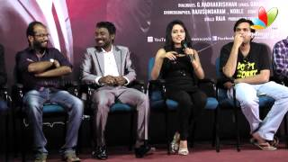Ennamo Nadakuthu Press Meet | Tamil Movie | Vijay Vasanth, Premji Amaren, Mahima