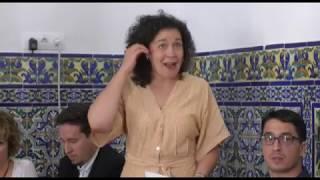 Virginia Muñiz, primera alcaldesa de Cortegana