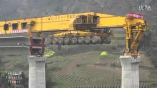 Chińczycy budują mosty