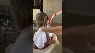 Покупаем волосы Отрезала длинные волосы