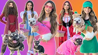 10 HALLOWEEN COSTUME IDEAS FOR YOU AND YOUR DOG!