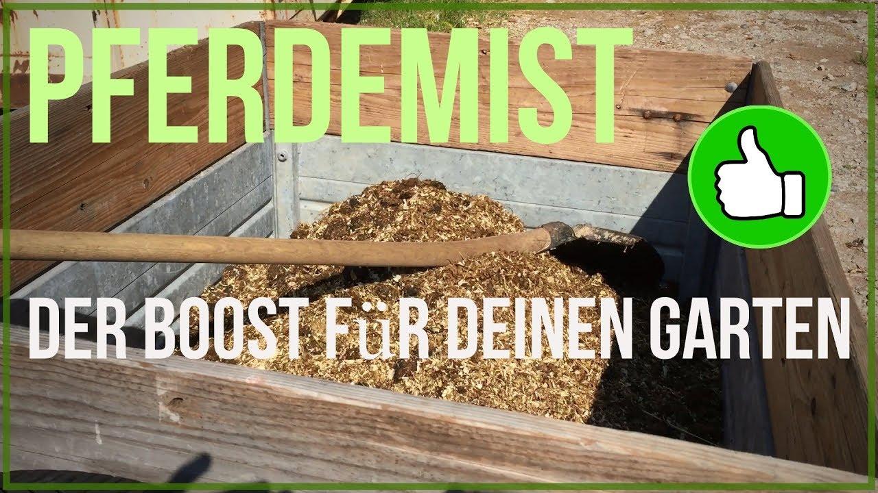 Gemeinsame ▻ Pferdemist/Pferdedung als Kompost: Der Boost für deinen Garten #BP_77