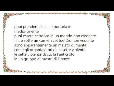 Fabri Fibra - Tutti Matti Lyrics from YouTube · Duration:  6 minutes 3 seconds