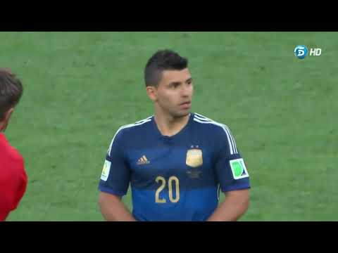 ARGENTINA vs ALEMANIA - FINAL MUNDIAL MEXICO 1986 PARTIDO COMPLETO COPA DEL MUNDO 1986 from YouTube · Duration:  1 hour 19 minutes 40 seconds