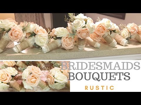 Permalink to Bouquet Flowers For Bridesmaids