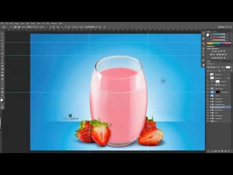 Retouching (#Photoshop Cs6  |  #Photoshop CC) #Tutorial