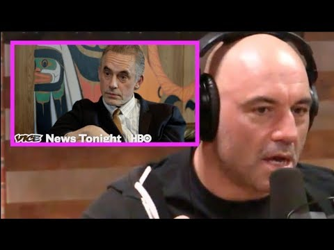 Joe Rogan on Jordan Peterson's Vice News Interview