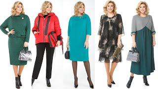 Стильная женская одежда больших размеров из Беларуси Белорусский трикотаж Pretty
