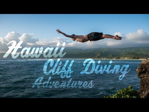 Hawaii Cliff Diving Adventures