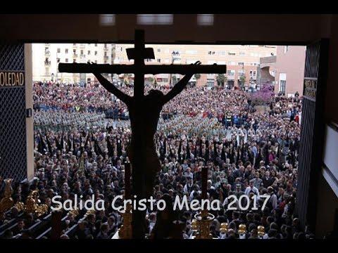 MENA Cristo Salida hasta Tribuna 2017