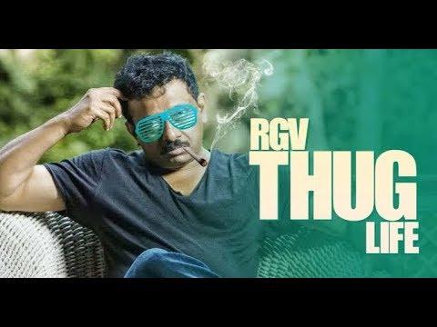 Rgv's all thug life videos | Ram gopal varma | Thug life