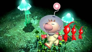 (8D) 1 Hour of Chill Pikmin 2 Cave Themes (Use Headphones 🎧)
