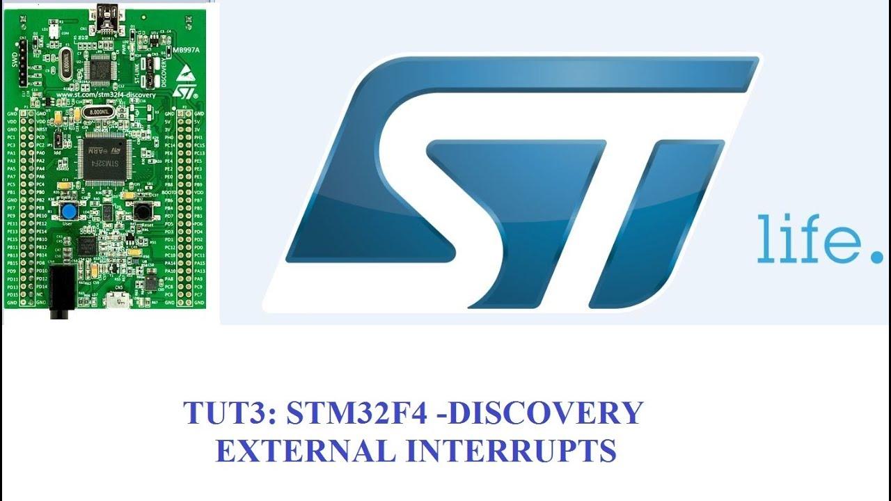 External interrupt STM32