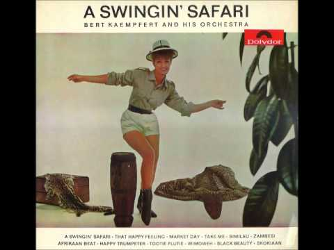 Bert Kaempfert And His Orchestra: A Swingin' Safari