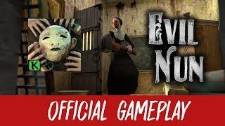 Evil Nun Official - mini challenge for beginners [Mobile Horror game]