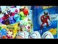 Surprise Toys: Mario Bros Mario Kart Wii Gogos Megabloks Hotwheels Kinder Surprise Eggs