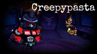 Creepypasta: Angry Birds Transformers (El Secreto De Némesis Prime)