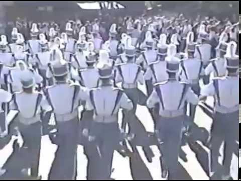 Band of Blue Rose Bowl 1997-1998