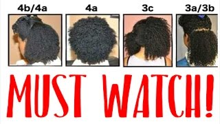 Video EVERYTHING YOU NEED TO KNOW ABOUT NATURAL HAIR || curl pattern, porosity, density download MP3, 3GP, MP4, WEBM, AVI, FLV Juli 2018
