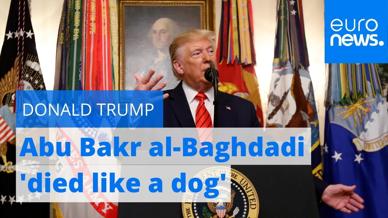 """Image result for al baghdadi death newspaper"""""""