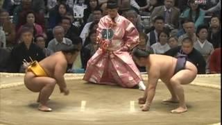Мартовский турнир по Сумо 2015, 1-3 дни: Хару Басё (Осака) / Haru Basho (Osaka)