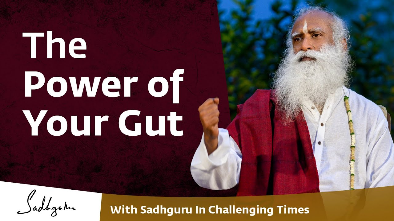 With Sadhguru in Challenging Times - 12th July, 6 PM IST