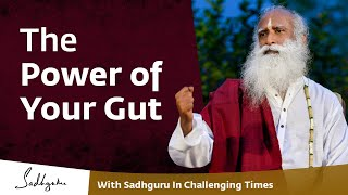 The Power of Your Gut - With Sadhguru in Challenging Times - 12th July