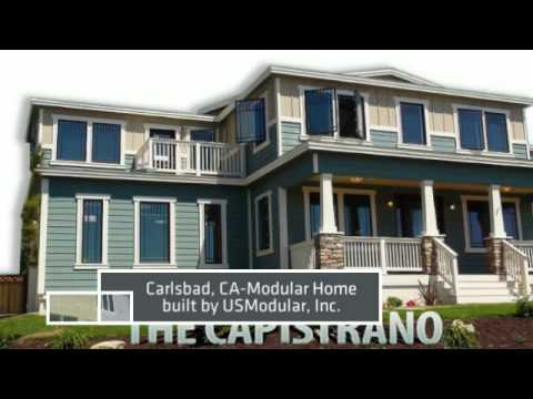 build a modular home in san diego youtube. Black Bedroom Furniture Sets. Home Design Ideas