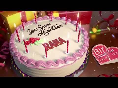 İyi ki doğdun RANA - İsme Özel Doğum Günü Şarkısı indir