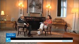 بطرس بطرس غالي الأمين العام الأسبق للأمم المتحدة - الحلقة الثانية - ج1