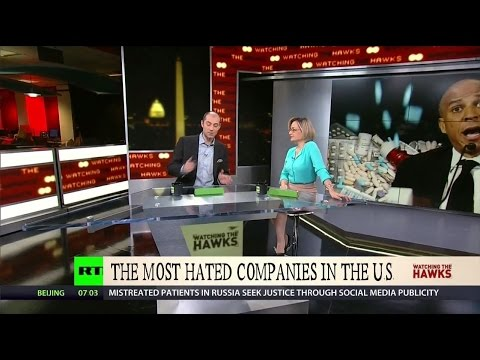 [396] Cory Booker's Big Pharma Crush and Hacking the Hackers