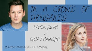 In A Crowd Of Thousands - Davide Lovera & Elisa Mammoliti