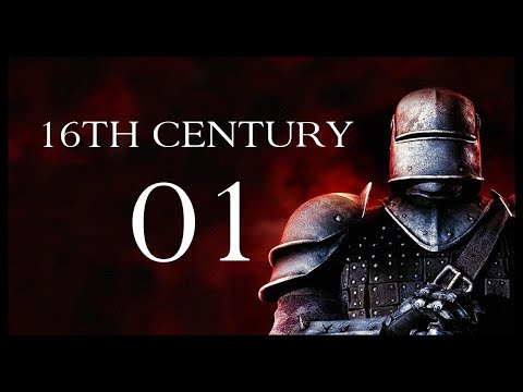 16th Century Warband Mod Gameplay Let's Play Part 1 (NO CENSORING! HISTORICAL MOD SPECIAL FEATURE)