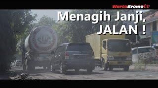 Fenomena Jalan Rusak Pasuruan | Menagih Janji, JALAN ! | LIPSUS