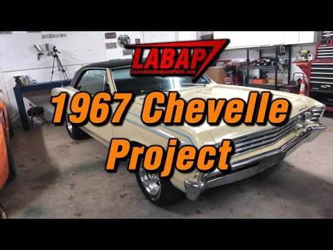 New 67 Chevelle Project
