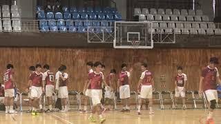 2018 関東学生ハンドボール秋季リーグ 2部男子・明星大vs文教大