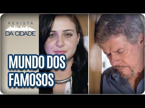 Zé Mayer, Dani Winits e Leo Dias | Mundo dos Famosos - Revista da Cidade (28/04/17)