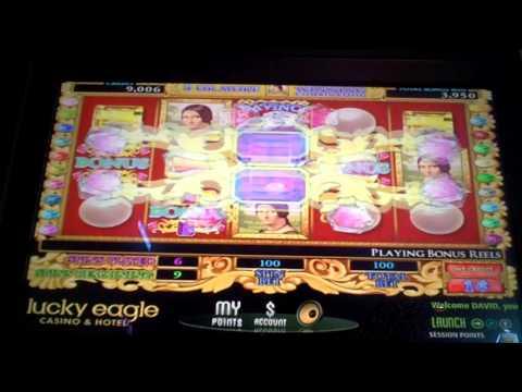 Davinci Diamonds Slot Machine Bonus